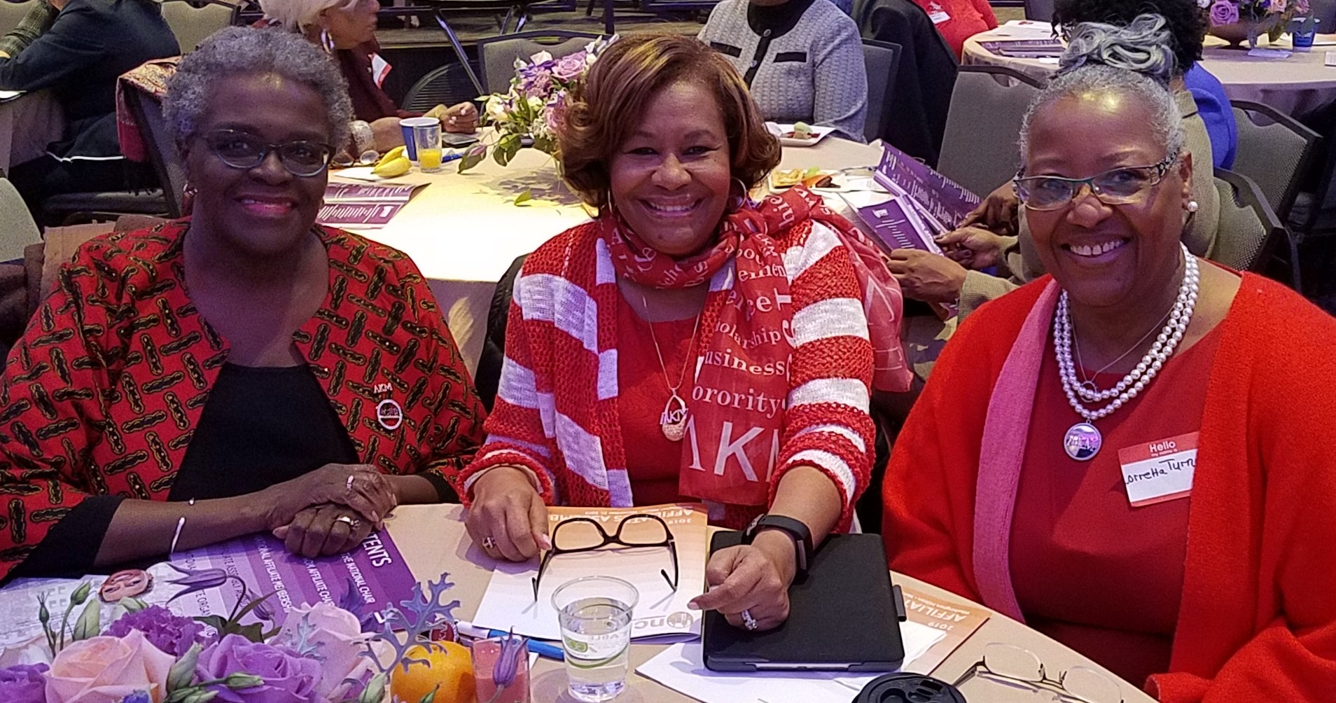 LKM Sorors at NCNW Affiliates Assembly